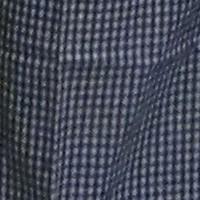 cuadritos pequeños azul oscuro