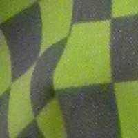 damero verde negro